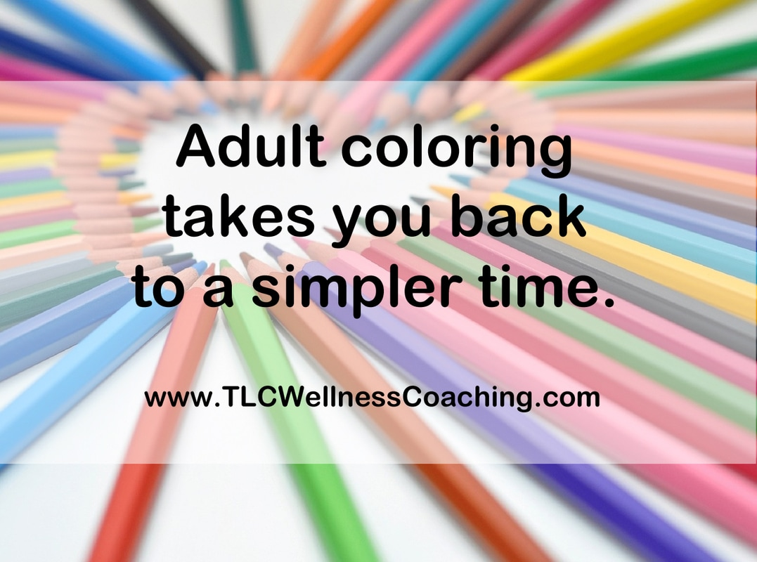 Children color for the pure joy of it. By tapping into that feeling, you can bring joy into your life when you color.
