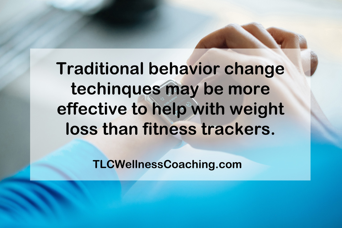 A recent study published in the Journal of the American Medical Association seems to prove that other methods of encouraging weight loss is better than a fitness tracking device.
