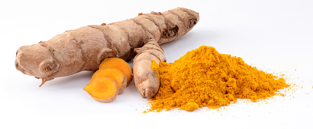 8 Health Benefits of Turmeric, including heart health, reducing inflammation, helping during cancer treatments, reducing fat storage, increased bone density, and helping with Alzheimer's.