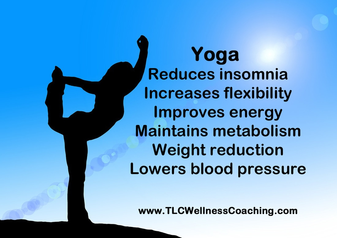 Did you know that aside from the obvious benefits of increasing strength, yoga has many other health benefits?
